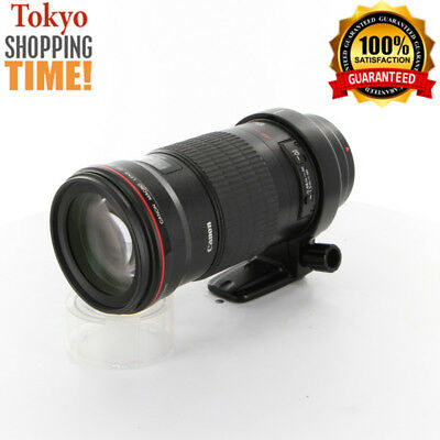 Canon EF 180mm F/3.5 L USM Macro Lens from Japan