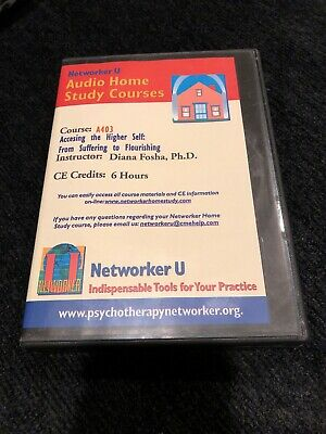 Accessing The Higher Self A403 Networker U Audio Home Study Courses 6CD