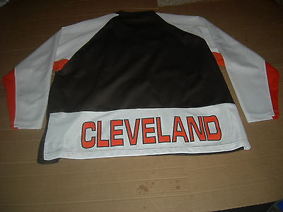 watch ed8f2 0bdf8 VINTAGE TIM COUCH #2 Cleveland Browns Logo Athletic Jersey ...