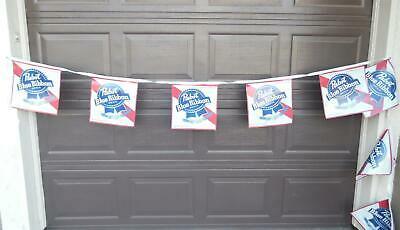 Pabst Blue Ribbon Beer New 22' Bar Banner Sign . ..18 Vinyl Banners