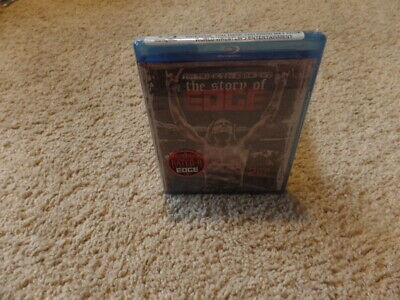 YOU THINK YOU KNOW ME? THE STORY OF EDGE wwe BLU-RAY CUT UPC wrestling BRAND NEW
