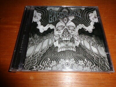 Earthless - Cd Black Heaven - Rare Press Limited To 500 Only - Sealed - Brazil !