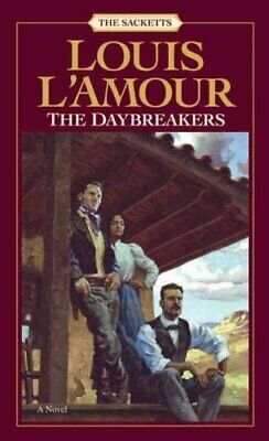 Daybreakers by Louis L'Amour 9780553276749 (Paperback, 1984)