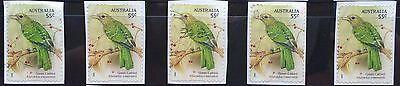 Australian Stamps Used Decimal Stamps On Paper - High Quality Lot E