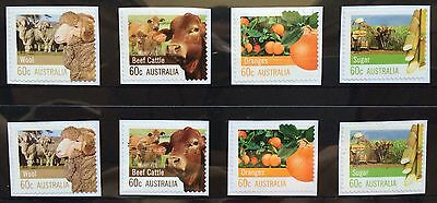 Australian Stamps Used Decimal Stamps On Paper - High Quality Lot L
