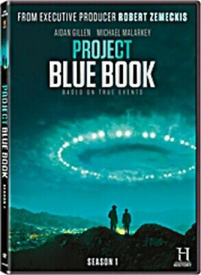 Project Blue Book Season 1 Series One First  Region 4 DVD IN STOCK NOW