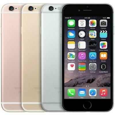 New Apple iPhone 6s 16GB 64GB 128GB Factory Unlocked Smartphone Gift UK