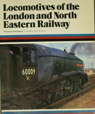 Locomotives of the London and North Eastern Railway (Jarrold Railway Series 4),