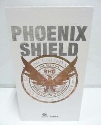 The Division 2 Phoenix Shield Collector's Edition Ps4 Gold Edition Game New Rare