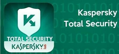 Kaspersky Total Security 2019 1 PC 1 Anno