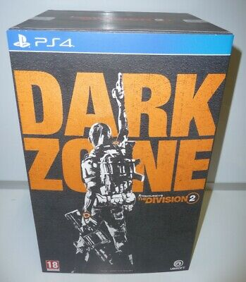 The Division 2 Dark Zone Collector's Edition Ps4  New Sealed