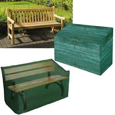 Heavy Duty 3 Seater Garden Bench Seat Cover Waterproof Weatherproof Outdoor Rain