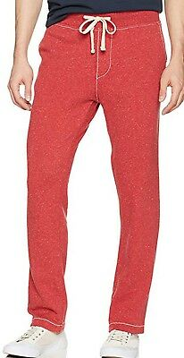 24fdad7e5 New with Tag -  158 True Religion Big T Ruby Red Basic Sweatpants Size L