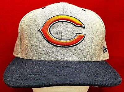 41114690b1588a CHICAGO BEARS NFL New Era 59Fifty fitted cap/hat - $9.13 | PicClick