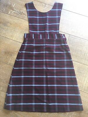 Winter School Dress Size 10 (Oatlands P.S) BNWOT