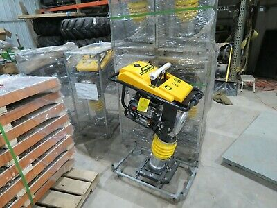 Jumping Jack Tamping Rammer Dirt Tamper Compactor w/6.5HP 196cc Mustang ML80D