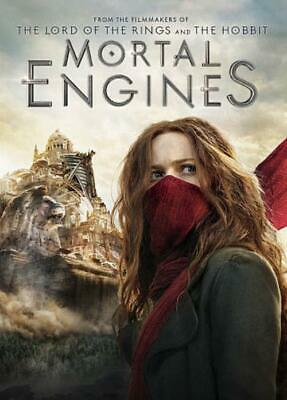 Mortal Engines New Dvd