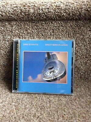 Brand New Dire Straits CD Brothers In Arms