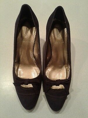 6ce09924f6a CHRISTIAN LOUBOUTIN BIANCA Size 9 US (39 Euro) 140mm Patent Leather ...