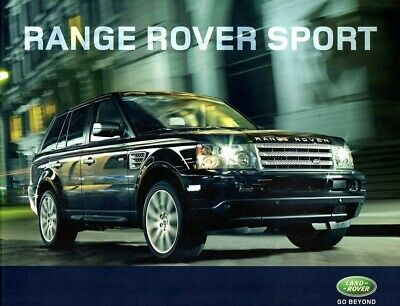 Range Rover Sport - Catalogue Complet