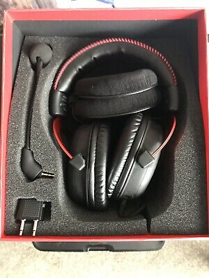 Hyper X Cloud II Gaming Wired headphones - Xbox One / PS4 / PC / Mobile
