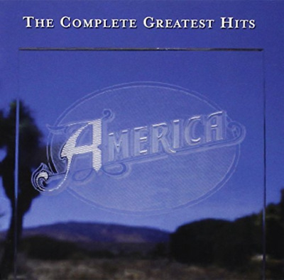 America-Complete Greatest Hits Cd New