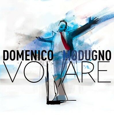 Modugno Domenico Volare 60 Anniversario Box 3  CD AUDIO Nuovo GRANDI SUCCESSI