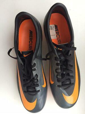 5dc988450a7 Nike Mercurial Vapor Superfly Ii Fg 396127-080 Size Uk 7 Eur 41 Us 8