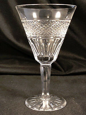 """WATERFORD CRYSTAL ROSSMORE 6.75"""" WATER GLASS GOBLET MINT CONDITION - Quantity"""