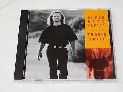 Super Hits by Travis Tritt (CD, 2000, Warner Bros. Records) For You If I Lost Yo