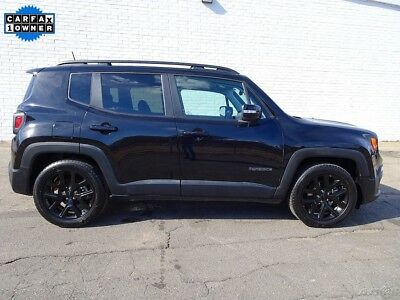 2018 Jeep Renegade Latitude 2018 Jeep Renegade Latitude SUV Used 2.4L I4 16V Automatic FWD