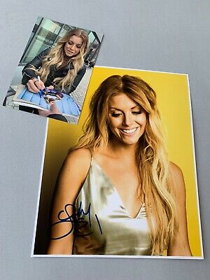 LINDSAY ELL country singer  in-person signed autograph photo 8x10 + photo proof