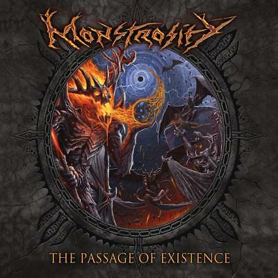 Monstrosity - The Passage Of Existence   Cd New+