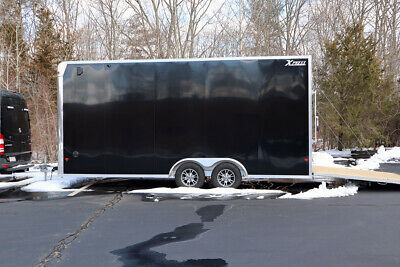 XPress 8' x 20' Deluxe Trailer with Cameras!