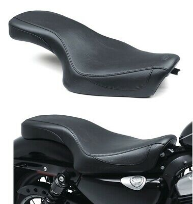 MUSTANG SUPER TRIPPER Classic Seat For Harley Davidson XL Sportster 75237