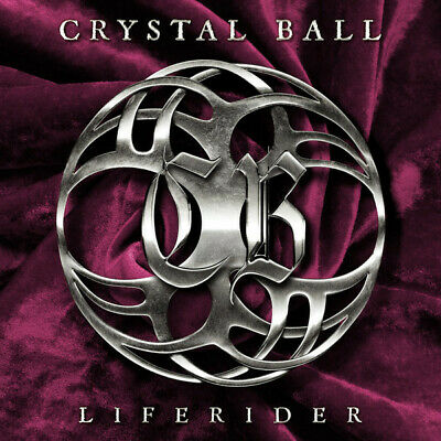 Crystal Ball ‎– Liferider RARE COLLECTOR'S NEW CD! FREE SHIPPING!
