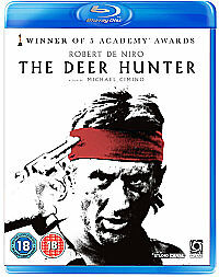 The Deer Hunter (Blu-ray/DVD 2 disc