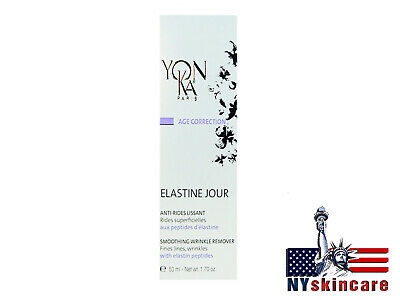 Yonka New Box Elastine Jour Anti Aging All Skin 1.7oz/50ml Brand New
