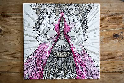 EVERY TIME I DIE - New Junk Aesthetic (LP) (Box: 87023-2) (Vinyl: 87023-1) RARE