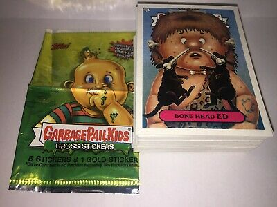 GPK ANS series 1 complete set All New Series 80 card set