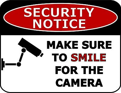 """2 Count /""""Security Notice Private Property.../""""  9x11.5 Laminated Security Sign"""