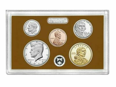 2019 S United States Mint Partial Proof Set Sacagawea Kennedy Dime Nickel Cent !
