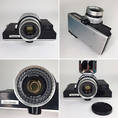 Kuribayashi Fotochrome Color camera in original packaging & excellent condition