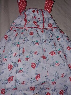John Lewis Baby girls sz. 6/9 month floral dress. Adorable