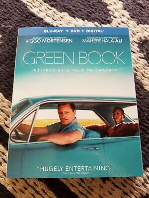 Green Book (Blu-ray/DVD/digital, 2019)