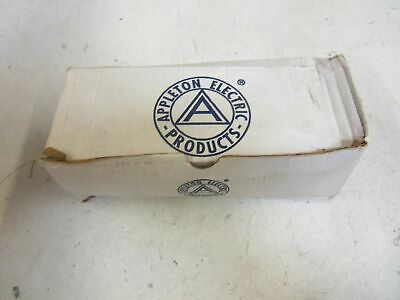 Appleton C125-M Conduit *New In Box*