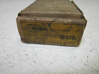 Global Mfg. Inc. Bs16 Industrial Vibrator *New In Box*