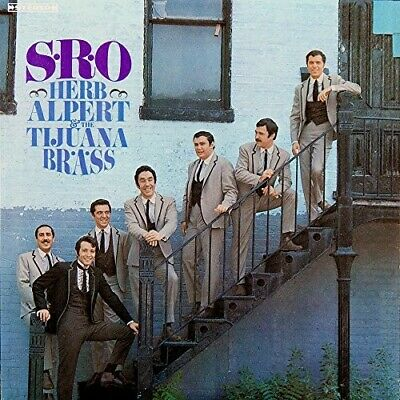 Herb & The Tijuana Brass Alpert - S.r.o.   Cd New+