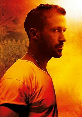 ONLY GOD FORGIVES POSTER A4 A3 A2 A1 CINEMA MOVIE FILM LARGE FORMAT