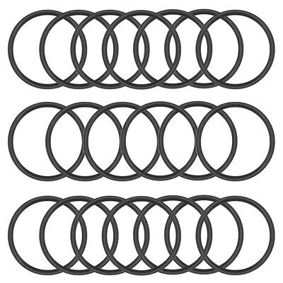 150mm OD Round Seal Gasket Pack of 10 143mm Inner Diameter uxcell O-Rings Nitrile Rubber 3.5mm Width
